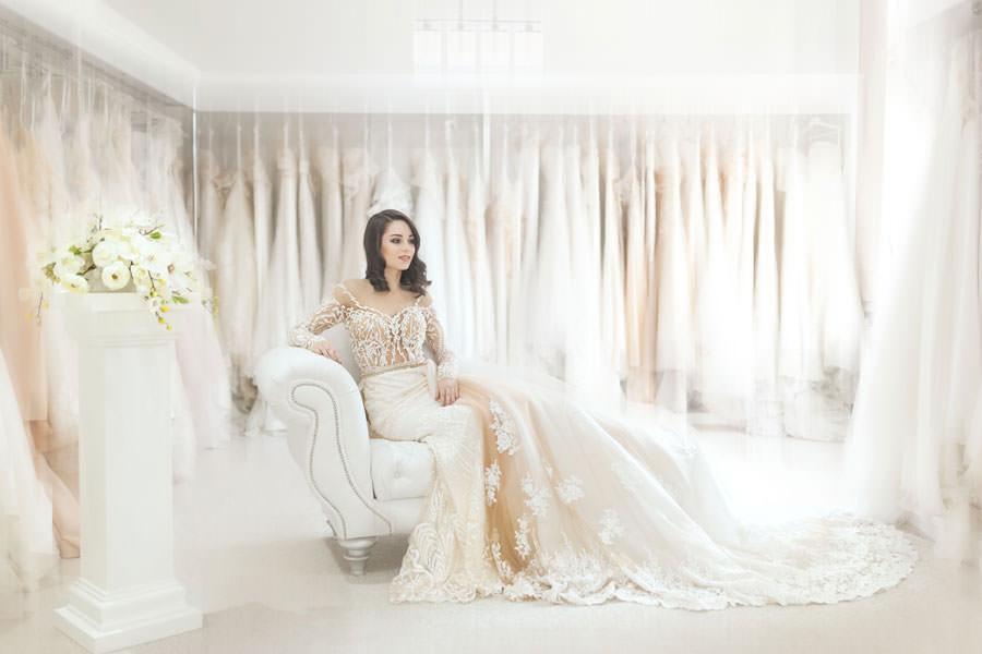 brautmodengeschaeft hochzeitskleid auswaehlen auf der insel ruegen   Hochzeitsportal Rügen