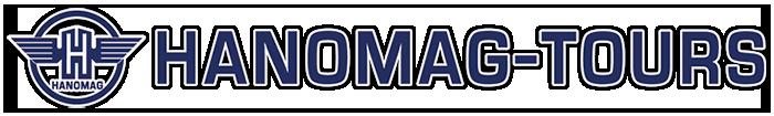 Logo von HANOMAG Tours auf Rügen an der Ostsee