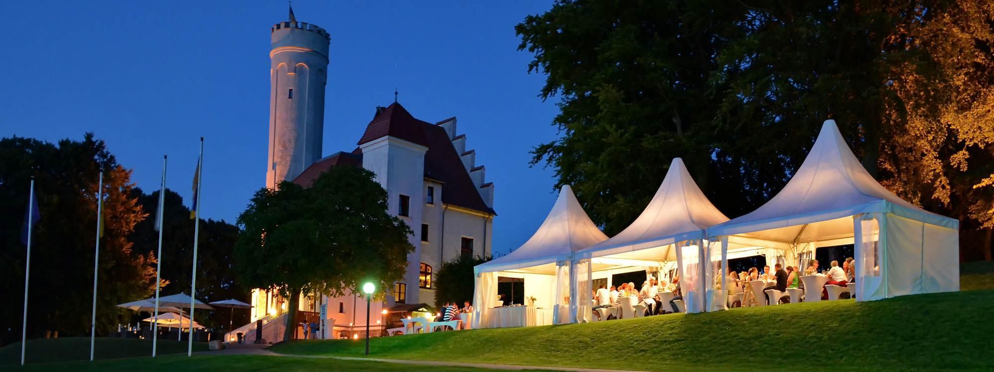 hotel schloss ranzow lohme ruegen hochzeitslocation slider | Hochzeitsportal Rügen