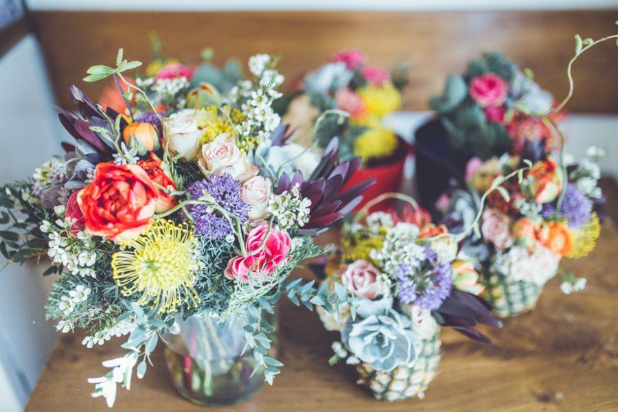 Blumen bestellen für die Hochzeit auf der Insel Rügen