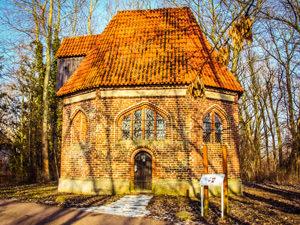 Kapelle Bessin – kirchlich heiraten auf Rügen an der Ostsee