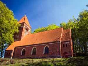 Kirche Binz – kirchlich heiraten auf Rügen an der Ostsee