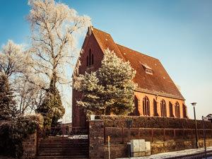 Kirche Garz – kirchlich heiraten auf Rügen an der Ostsee