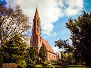 Jakob Kirche Kasnevitz – kirchlich heiraten auf Rügen an der Ostsee
