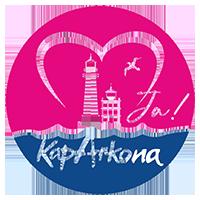 Logo Tourismusgesellschaft Kap Arkona | Hochzeitsportal Rügen