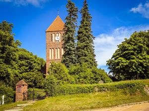 Kirche Patzig – Kirchlich heiraten auf Rügen an der Ostsee