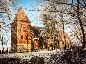 Kirche Swantow – kirchlich heiraten auf Rügen an der Ostsee