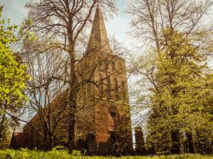 Kirche Vilmnitz – kirchlich heiraten auf Rügen an der Ostsee