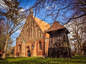 Georg Kirche Wiek – kirchlich heiraten auf Rügen an der Ostsee