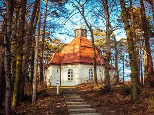 Kirche Sellin – kirchlich heiraten auf Rügen an der Ostsee