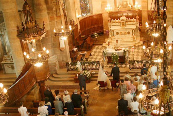 evangelische kirchliche trauung auf der insel ruegen | Hochzeitsportal Rügen