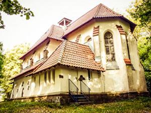 maria meeresstern katholische kirche sellin ruegen   Hochzeitsportal Rügen