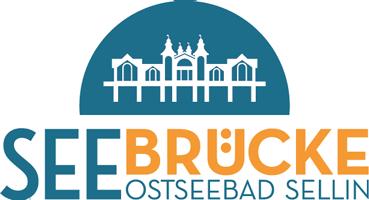 Logo Seebruecke Sellin Ruegen | Hochzeitsportal Rügen