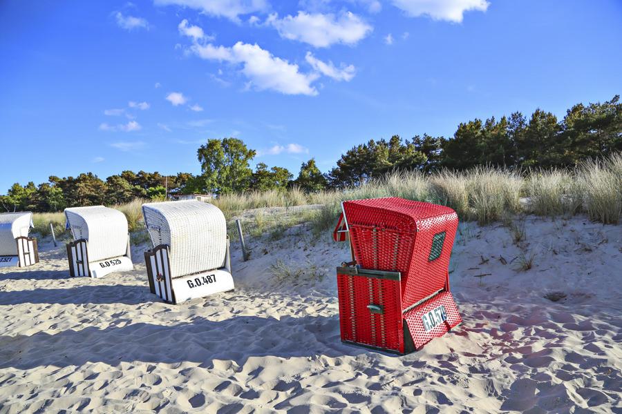 heiraten am strand in baabe auf ruegen | Hochzeitsportal Rügen