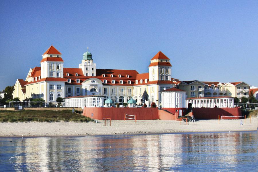 kurhaus ostseebad binz ruegen | Hochzeitsportal Rügen