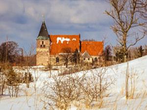 Bobbin Kirche auf Ruegen | Hochzeitsportal Rügen