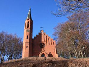 Kirche Sassnitz Insel Ruegen | Hochzeitsportal Rügen
