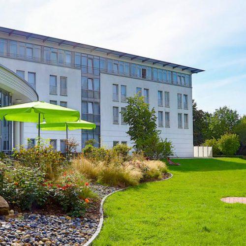 Hochzeit planen mit dem Parkhotel in der Stadt Bergen auf der Insel Rügen