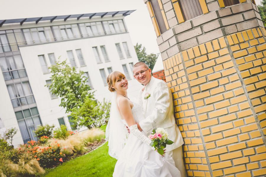 Hochzeit zu Zwei im Parkhotel Rügen in Bergen auf Deutschlands größter Ostseeinsel