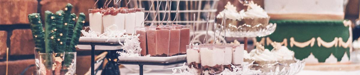 cupcake candybar hochzeitskuchen zur hochzeit am wasser   Hochzeitsportal Rügen