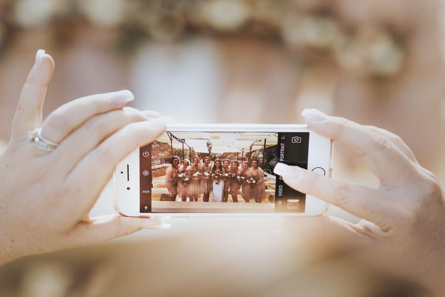 smartphone auf hochzeiten hochzeitsfotos an der ostsee   Hochzeitsportal Rügen