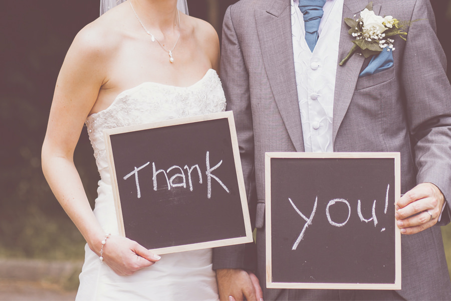 nach der hochzeit dankeskarten schreiben namen aendern | Hochzeitsportal Rügen