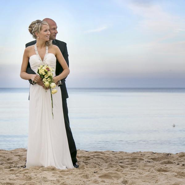 strandhochzeit feiern im hanseatic in goehren ruegen   Hochzeitsportal Rügen