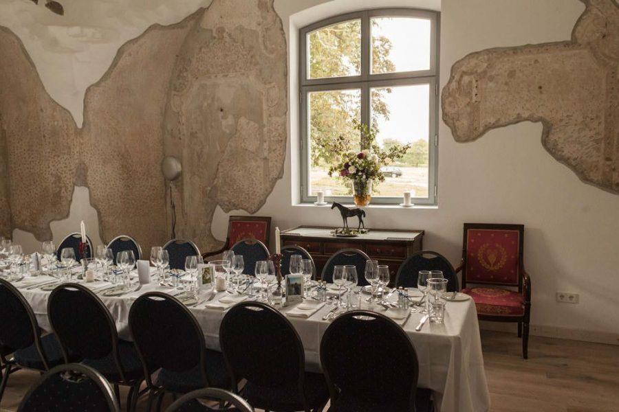 Hochzeit im Gutshaus Üselitz in Poseritz auf der Insel Rügen