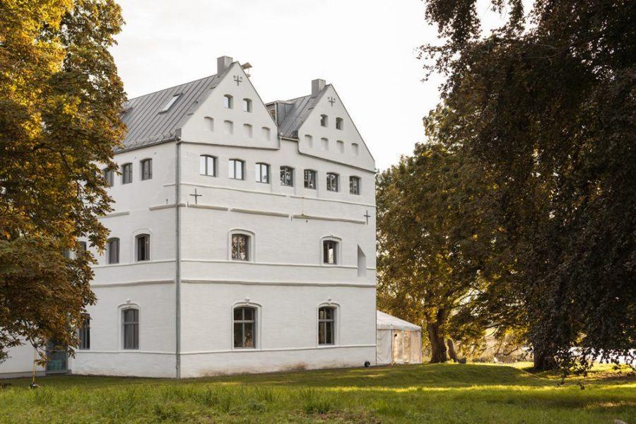 Hochzeit im Herrenhaus Gut Üselitz in Poseritz auf Rügen