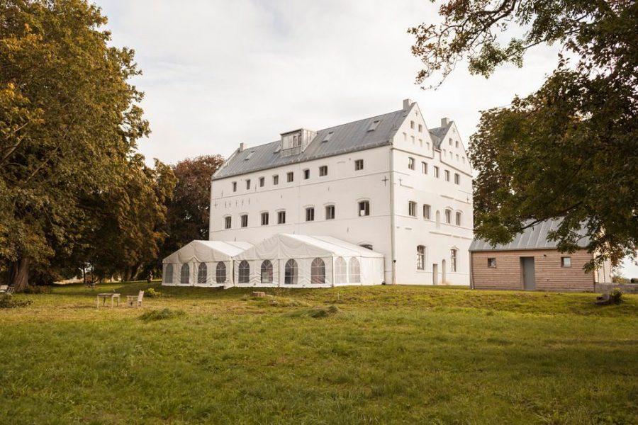 Heiraten im Herrenhaus Gut Üselitz in Poseritz auf Rügen
