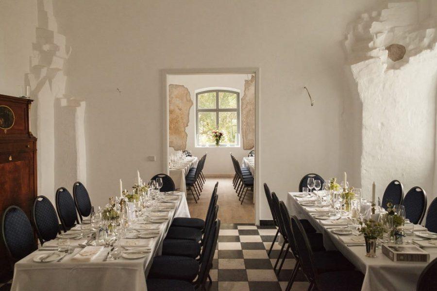 Heiraten auf der Insel Rügen im Restaurant vom Gut Üselitz in Poseritz