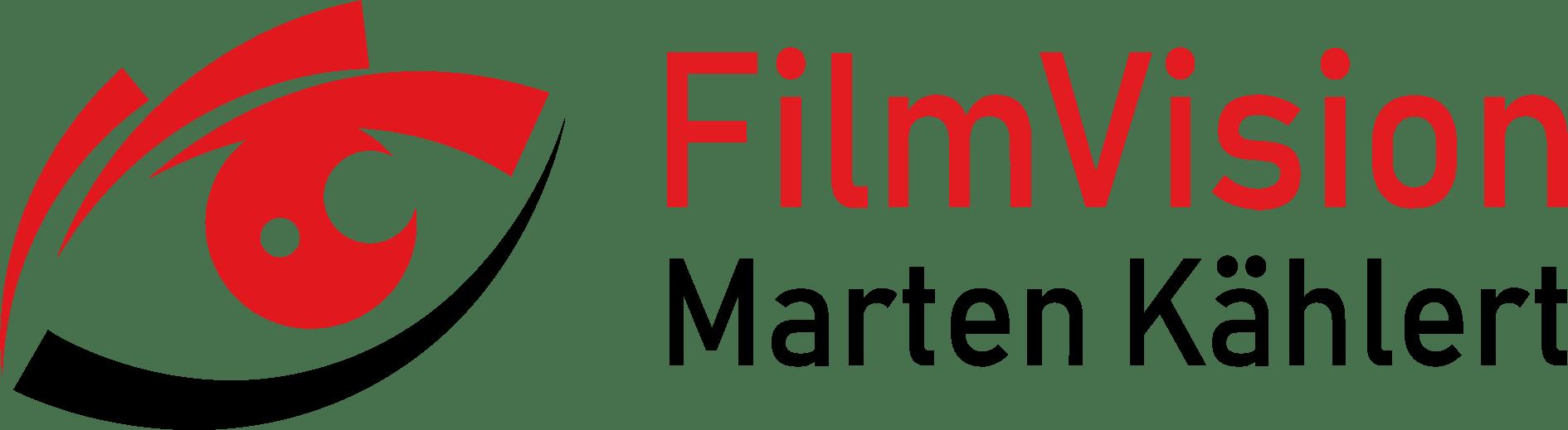 FilmVision marten kaehlert greifswald logo | Hochzeitsportal Rügen