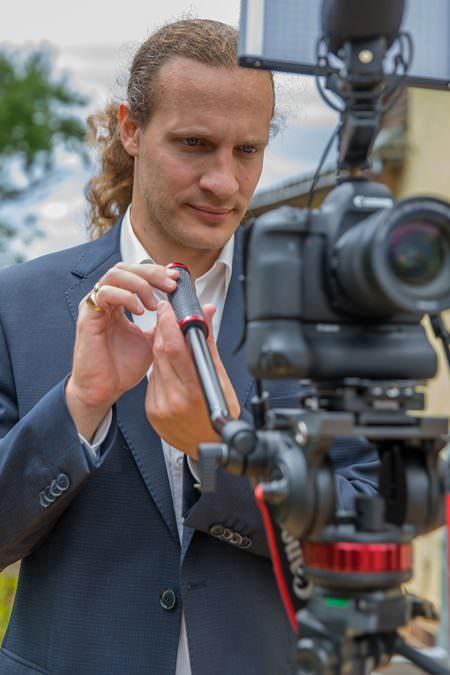 hochzeitsfilmer marten kaehlert FilmVision greifswald | Hochzeitsportal Rügen