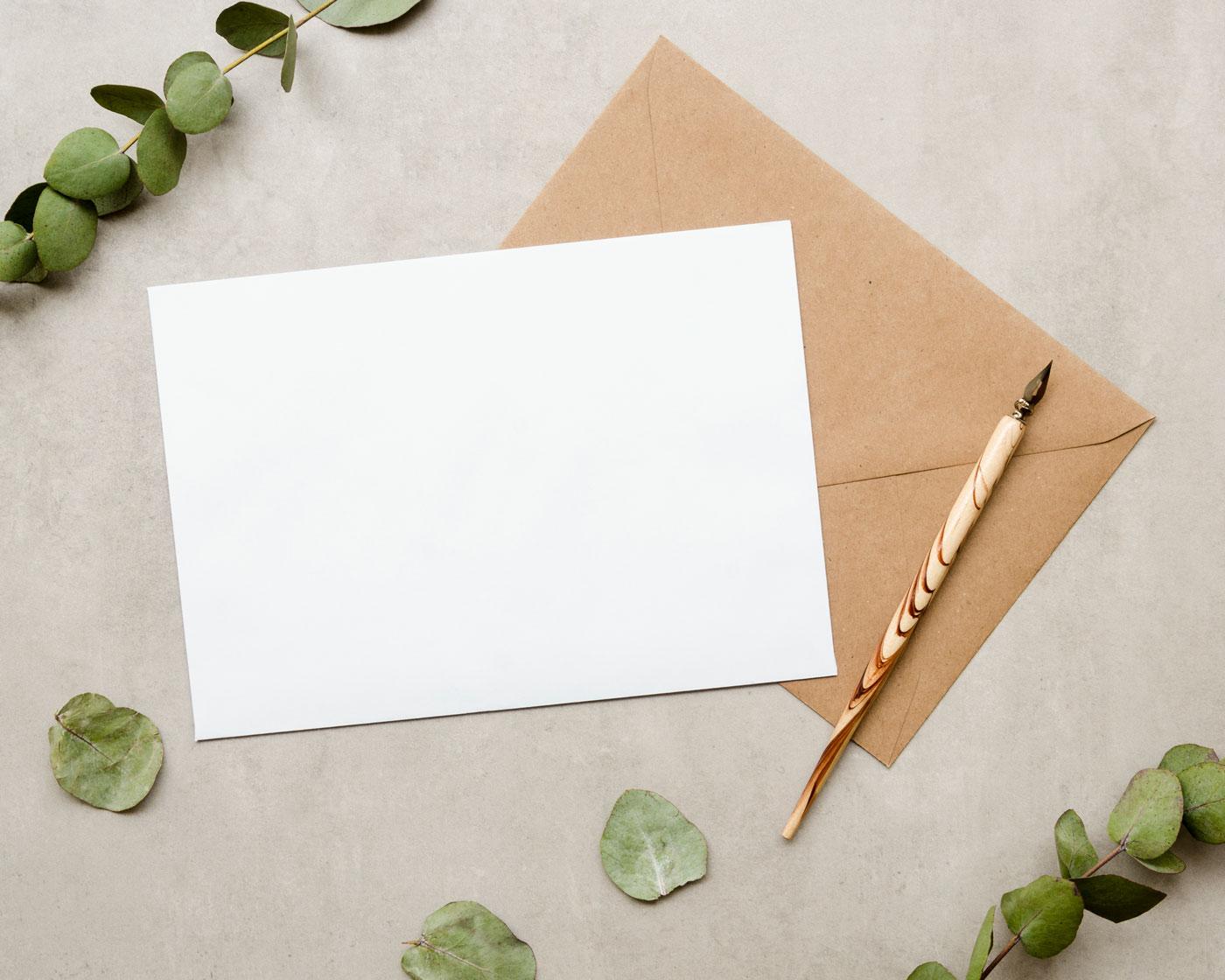 Einladung 1 | Hochzeitsportal Rügen