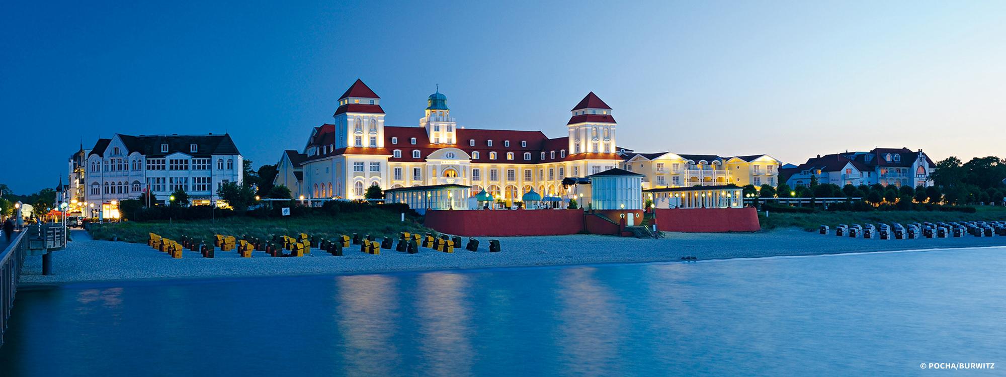 travel charme kurhaus binz hotel blaue stunde meer foto pocha burwitz sm | Hochzeitsportal Rügen