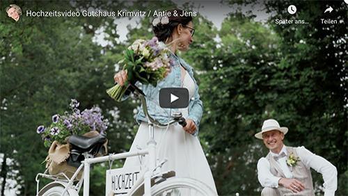 Hochzeitsvideo Antje Jens NMueschen   Hochzeitsportal Rügen