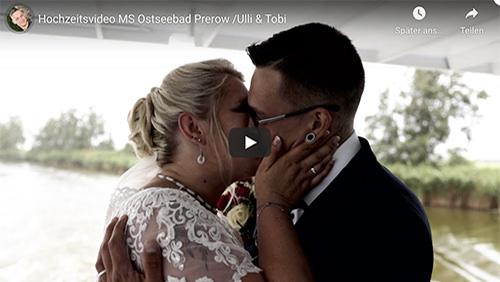Hochzeitsvideo Ulli Tobi NMueschen   Hochzeitsportal Rügen