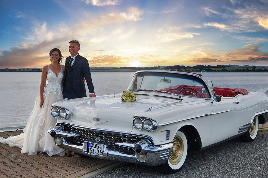 hochzeitsauto foto eventcar ruegen   Hochzeitsportal Rügen