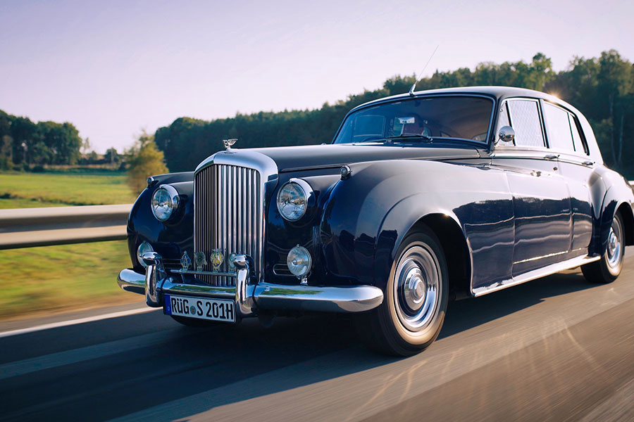 hochzeitsauto mit chaffeur foto my bentley 1   Hochzeitsportal Rügen
